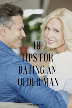 Tips For Dating A Woman Older Than You