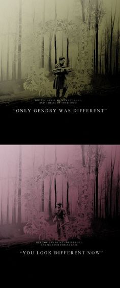 Gendry & Arya ♥