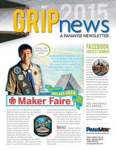 MAY 2015 GRIP news