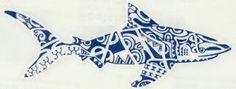Shark tattoo tribal images | Like Tattoo