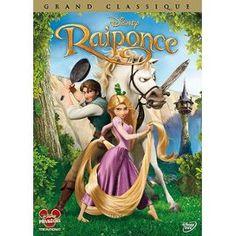 14 - #Raiponce (dans le classement des 100 films préférés sur PriceMinister)