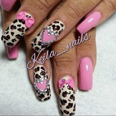 Acrylic nails by Keila