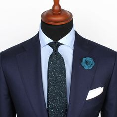 Pitch Dot Tie – Ties – Accessories