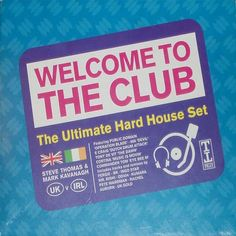 Hard house compilation mixed by Trade legend Steve Thomas and I in 2001.