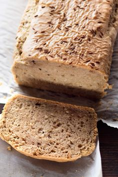 Paleo eaters, get ready to welcome crusty, warm bread back into your life.