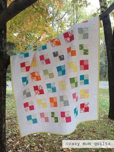 just four fun quilt | crazy mom quilts