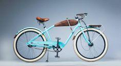 custom chopper inspired Electra Bicycle...