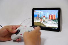 갤럭시탭7.7LTE 추억의 오락실 만들기! OTG 케이블로 100% 활용기 2탄 (By PCP인사이드 @pcpinside)