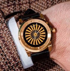 Zinvo Blade 12K Gold #Gold, #StainlessSteel, #Watch