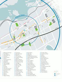 The Eddy Neighbourhood Map Zen Kitchen, Cake Shop, Wabi Sabi, The Neighbourhood, Map, Patisserie, The Neighborhood, Location Map, Peta