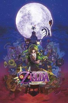 FLM07330 - Legend of Zelda - Majoras Mask