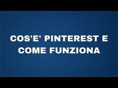 Ecco cosa tutti dovrebbero sapere su Pinterest [Corso Pinterest Marketing 2 di 11] - YouTube