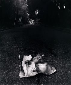 Home Is A Memory by Jerry Uelsmann. LO