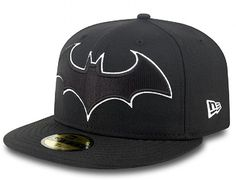 Character Batman 59Fifty Fitted Cap