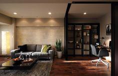 「大人の隠れ家」築40年のマンション|伊藤忠アーバンコミュニティのリフォームブランド Re:clasy(リクラシー)