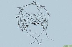 Image intitulée Draw Anime Hair Step 6
