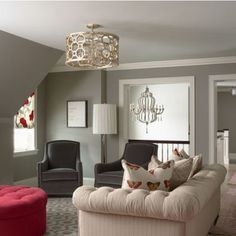 benjamin moore hc-105 rockport gray wall color - Google Search