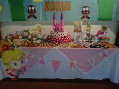 #mario bros #party #princess peach