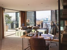 Penthouse at NEO Bankside in London (4)
