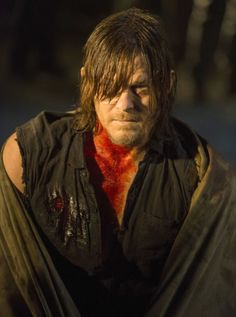 Norman Reedus as Daryl Dixon (Credit: Gene Page/AMC)