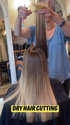 Wedding Hairstyles, Cool Hairstyles, Hair Powder, Dry Hair, Eye Makeup, Hair Cuts, Hair Styles, Up Dos, Hair Tutorials