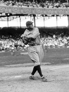 Detroit Tigers' Ty Cobb