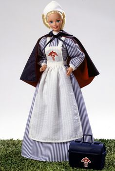 Civil War Nurse Barbie® Doll | Barbie Collector