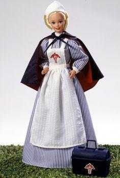 Civil War Nurse Barbie® Doll | Barbie Collector