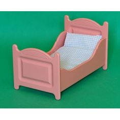 1000 images about poppenbedjes on pinterest wooden beds van and ikea - Houten bed ...