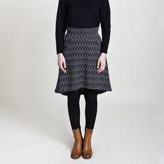 I like the shape of this skirt. #ViimaHame #nouki #finnishdesign #weecos