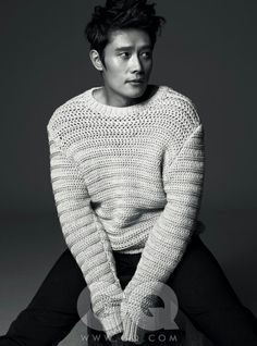 ★Byung Hun Lee (Good, the Bad, and the Weird. Also Red 2, but I won't hold that against him)