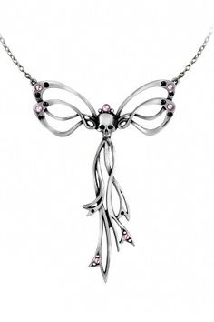 Gothic Matrimony Pendant by Alchemy of England I so want this as a tattoo