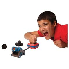 Hog Wild Toys Cannon Ball Shooter - List price: $14.99 Price: $12.02 Saving: $2.97 (20%)