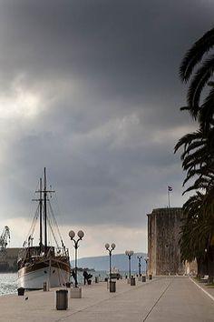 Waterfront, Trogir, Croatia