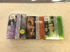BRAND NEW!! SLIDERS COMPLETE DVD Sets Seasons 1-4