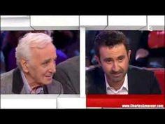 Charles Aznavour & Mathieu Madenian - Vivement Dimanche 11-2013 - YouTube