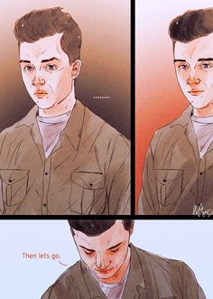 gallavich fanart | Tumblr