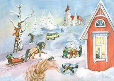 Avaa luukku ja voita joka päivä palkintoja! http://suuressamukana.fi/joulukalenteri/