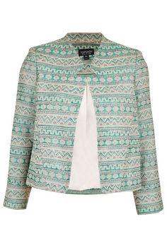Professionelle:+Aztec+Notch+Jacket