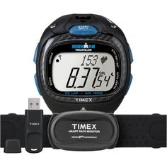Timex Full-Size T5K489 Ironman Race Trainer Pro Watch Kit -- Read more at the image link. http://www.amazon.com/gp/product/B004M7H7O4/?tag=gadgets3638-20&pmn=031216182813