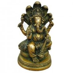 Brass sculptures are cheaper replicas of bronze statues made by the artisans of Tanjore in Tamil Nadu in south India. Since bronze sculptures,...