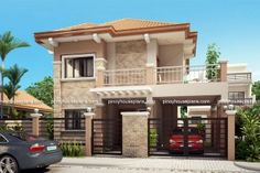 PHP-2015023 is a Four Bedroom Two Storey Contemporary Residence having a total floor area of 176 sq.m. which can be built in a lot with a minimum lot frontage of 11.3 meters and minimum area of 156.0 sq.m.