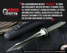 Zum Glück ist dieses Messer fast überall verboten.  #tridagger #jagdkommando