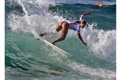 Surfer Girl, ripping!
