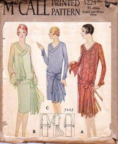 1920s McCall