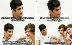 hah, I just love the running joke of 1D and all the weirdness with 'relationships'. It certainly makes things interesting =)