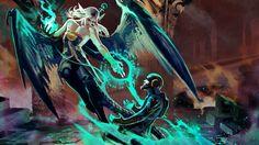 IDRIS Lore III: Rana ve Ayah (Rana & Ayah) #Vainglory