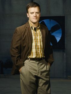 "Alias S4 Kevin Weisman as ""Marshall Flinkman"""
