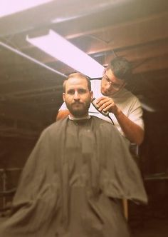 A good barber is someone every guy should know