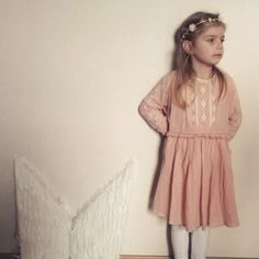 Robe Louise Misha taille 6 ans chez French Blossom